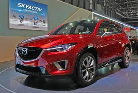 Кроссовер Mazda CX-5