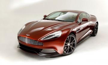 Обзор модели 2014 года Aston Martin Vanquish