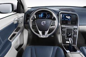 Volvo XC60 Hybrid Concept: интерьер
