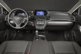 2013 Acura RDX: интерьер