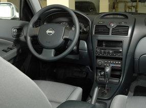 Интерьер Nissan Almera Classic с Коробка автомат