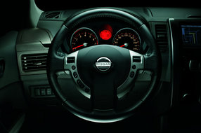 Nissan X-Trail. Интерьер