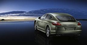 Porsche hybrid фото