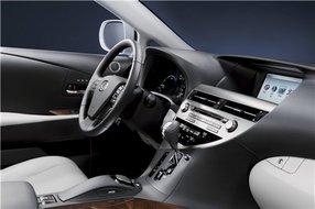 Lexus RX450h фото