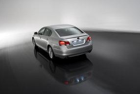 Lexus GS450h фото