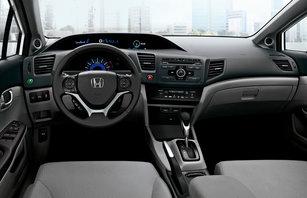 Honda Цивик 4D