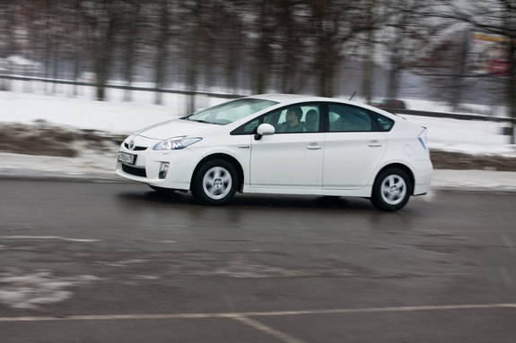 Тоета Prius