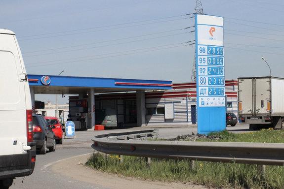 Цены на бензин в Рф: что будет к концу 2012 года