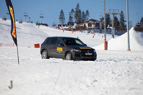 Новые зимние шины Pirelli: амбициями по льду и снегу