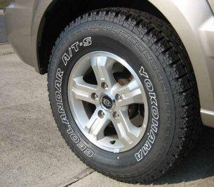 Yokohama Geolandar SUV G055