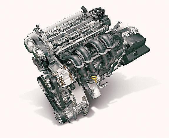 Двигатель внутреннего сгорания 1.6 Duratec