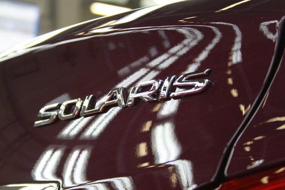 Достойные внимания факты о Хэндэ Solaris