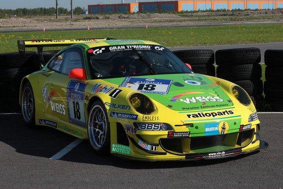Porsсhe 911 GT3 RSR 2008 модельного года