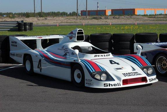 Porsсhe 936 Spyder 1977 модельного года