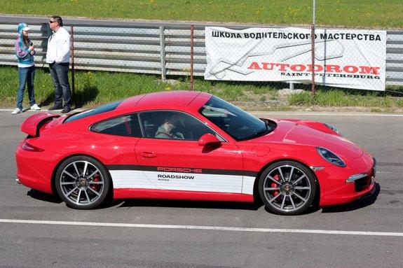 Новый Porsche 2012 фото