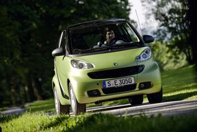 smart fortwo II coupe (2010 г.)