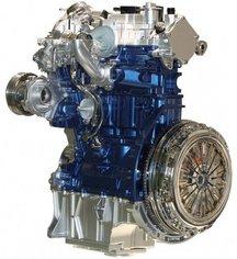 Движок Форд 1.0 EcoBoost