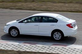 Honda Цивик 4D 2012