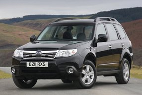 Субару Forester 2012