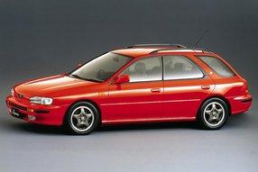 Субару Impreza Wagon первого поколения
