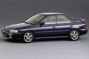 Субару Impreza Sedan первого поколения