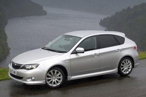 Субару Impreza Hatchback третьего поколения