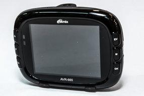 Видеорегистратор авто Ritmix AVR-665