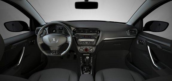 Peugeot 301. Интерьер