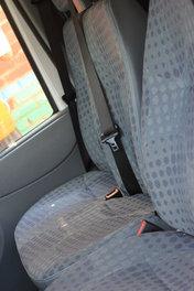 Сиденья Форд Transit 2012