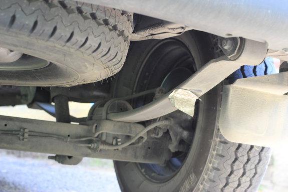 Задняя подвеска Форд Transit 2012