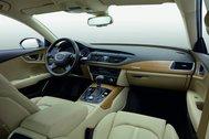 Ауди A7 Sportback. Интерьер