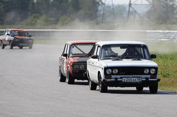 Легенды Русского автоспорта
