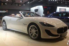 Maserati GranCabrio Спорт