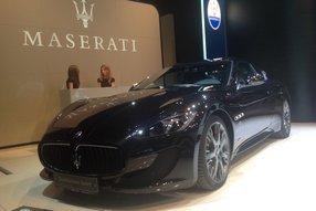 Maserati GranTurismo Спорт