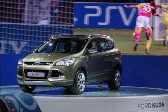 Форд Kuga New