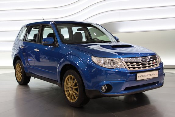 Субару Forester tS