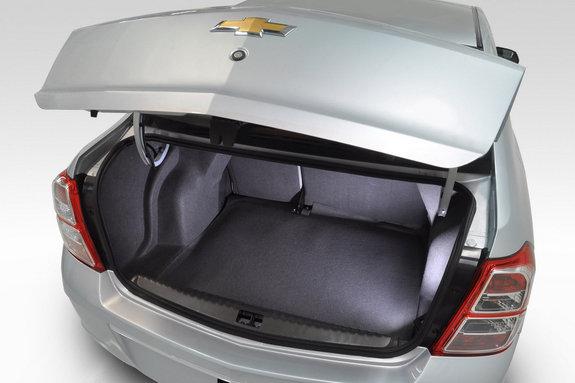 Багажник Шевроле Cobalt