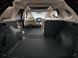 Honda CR-V New. Интерьер