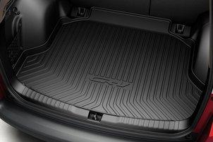 Honda CR-V New. Багажное отделение