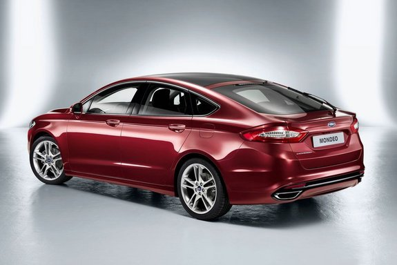 Форд Mondeo 2013
