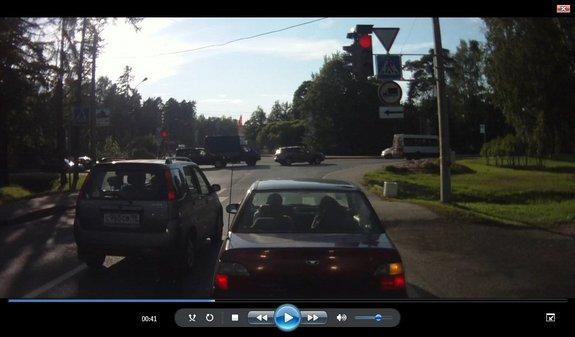 тест авто HD видео регистратора Shturmann Vision (Штурманн Вижн) фото