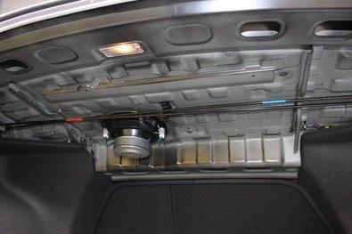 Верхняя стена багажника Хэндэ i40