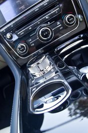 Тест-драйв Ягуар XJ: Лимузин. Английский, свадебный