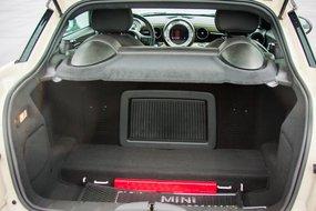 Интерьер MINI Cooper S Coupe