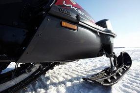 Yamaha VK 540 IV: новые лыжи