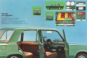 Брошюра Fiat 124