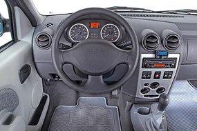 Интерьер Dacia Logan MCV