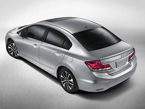 Honda Цивик 4D (restyle)