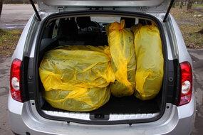 Багажник Рено Duster