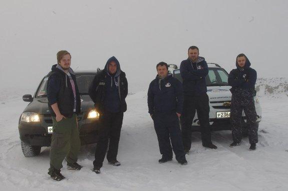Тест-драйв Шевроле Niva в Хибинах